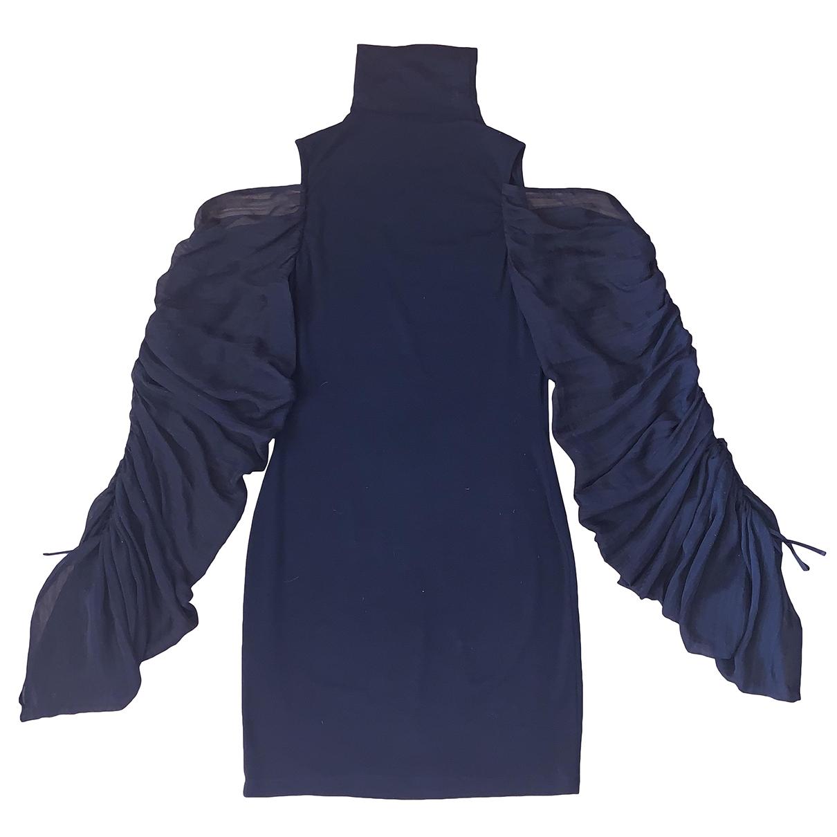 Mini vestido de Lana Plein Sud