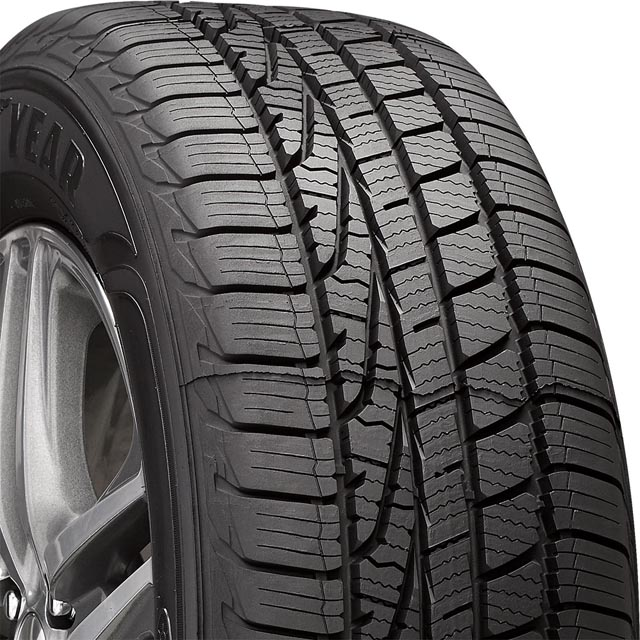 Goodyear 767014537 Assurance WeatherReady Tire 245/45 R18 100VxL BSW