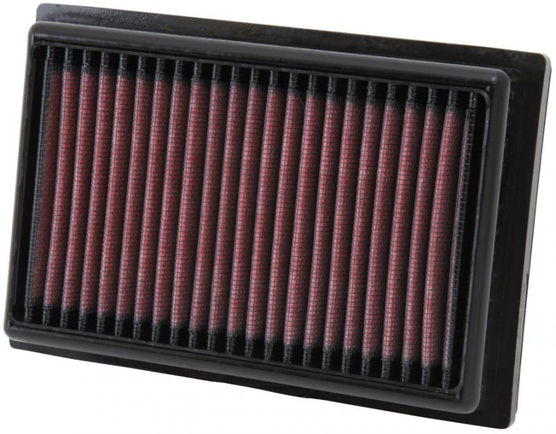 K&N 33-2485 Replacement Air Filter Toyota