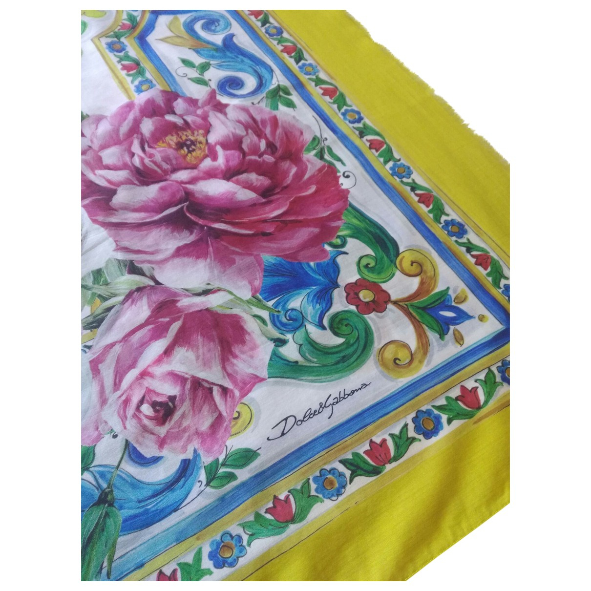 Pañuelo Dolce & Gabbana