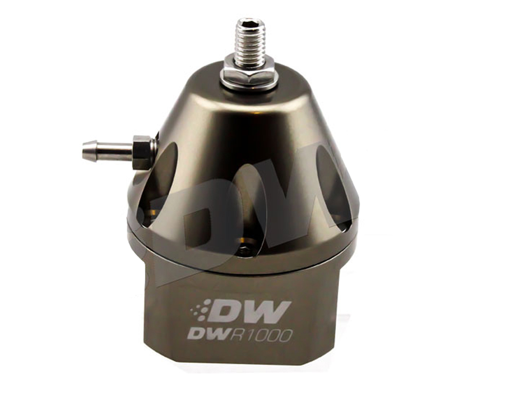 Deatschwerks 6-1000-FRT DWR1000 Titanium Fuel Pressure Regulators