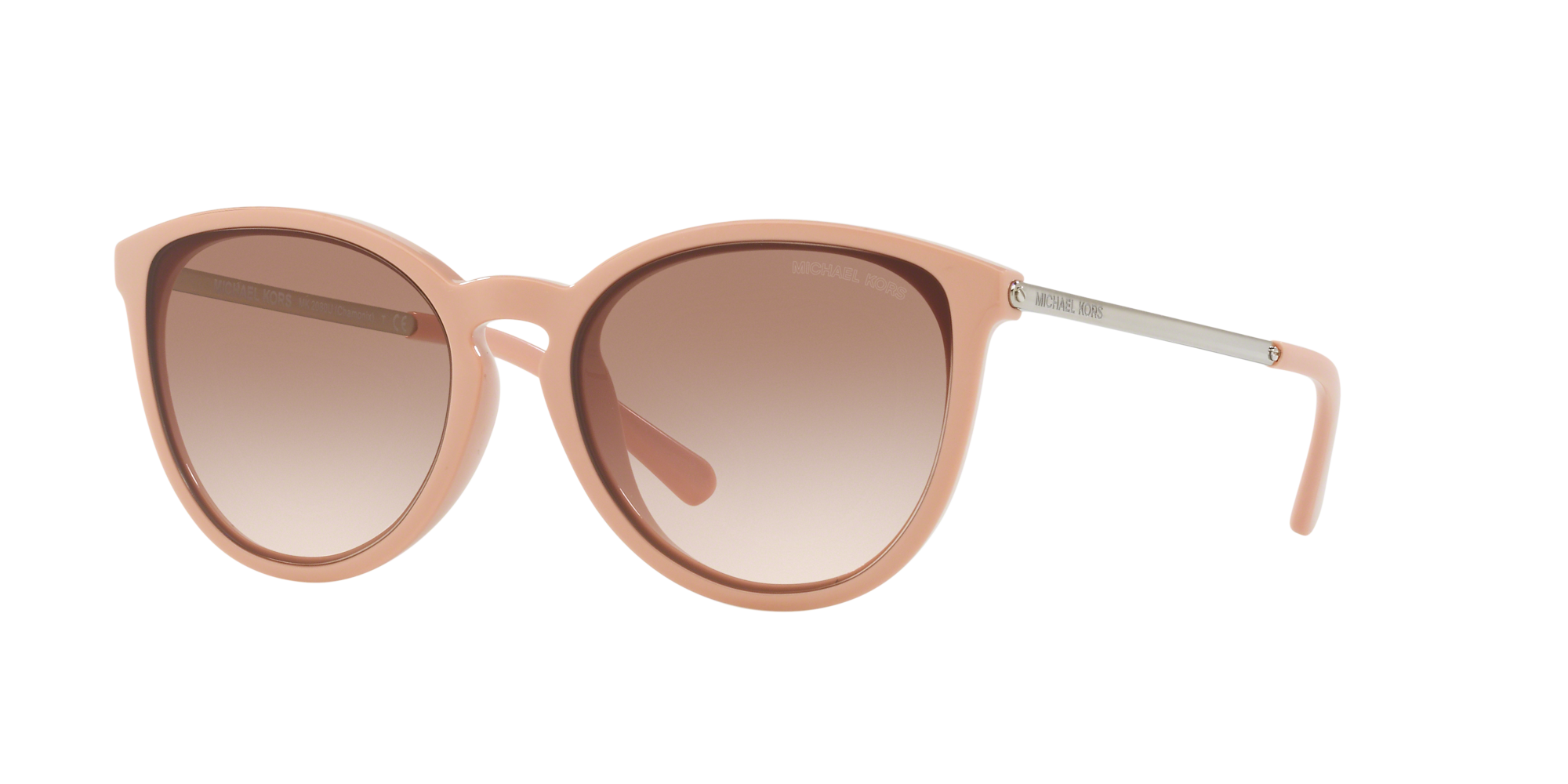Michael Kors Mann  MK2080U CHAMONIX -  Frame color: Pink, Lens color: Braun, Size 56-18/140