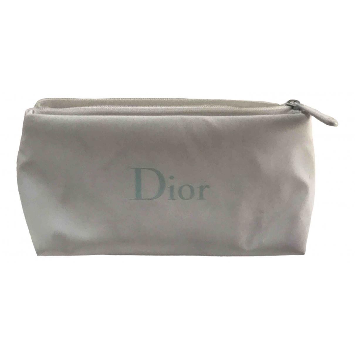 Dior - Petite maroquinerie   pour femme - blanc