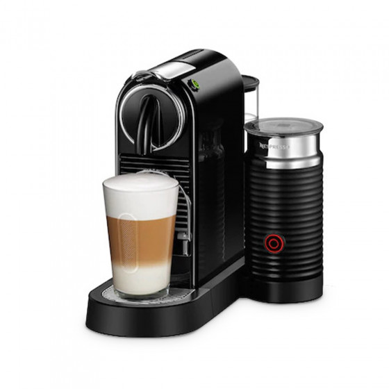 """Kaffeemaschine Nespresso """"Citiz & Milk Black"""""""
