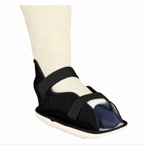 Cast Shoe - Medium Unisex Black, 1 Each by DJO