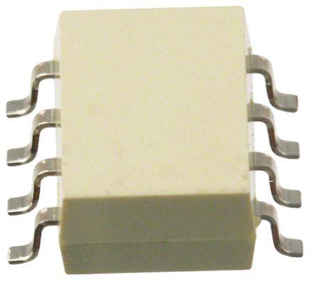 Toshiba , TLP2468(F) Photo IC Output Optocoupler, Surface Mount, 8-Pin SOIC (5)