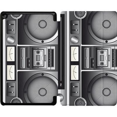 Amazon Fire HD 8 (2017) Tablet Smart Case - Beatbox von caseable Designs