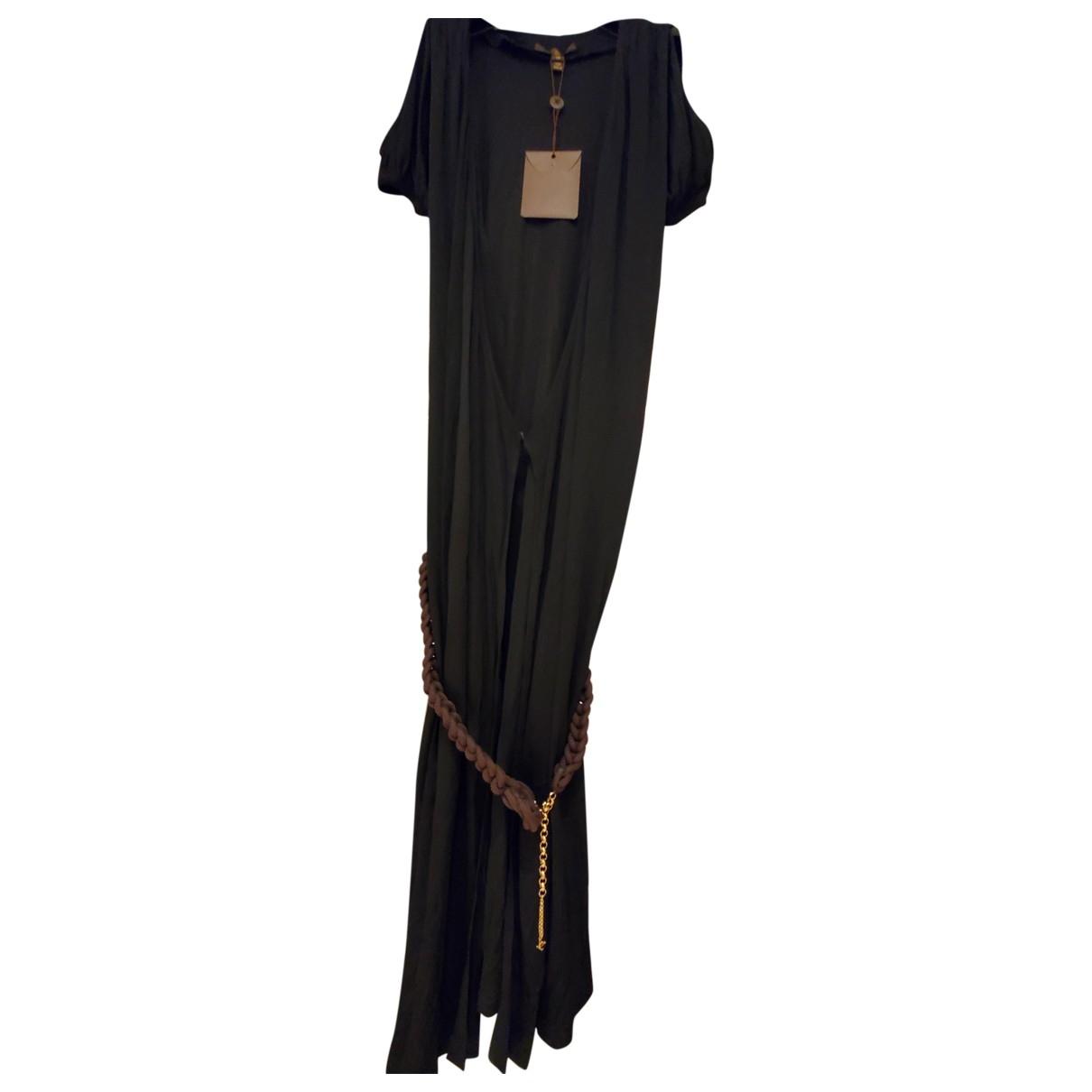 Louis Vuitton \N Black dress for Women 36 FR