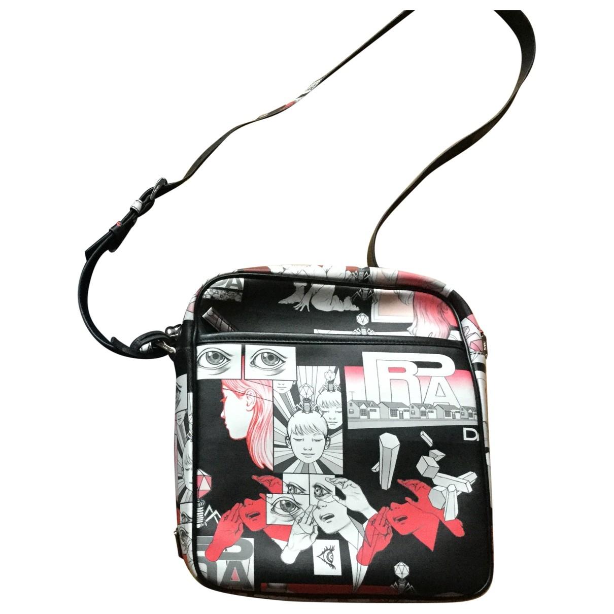 Prada \N Multicolour Leather bag for Men \N