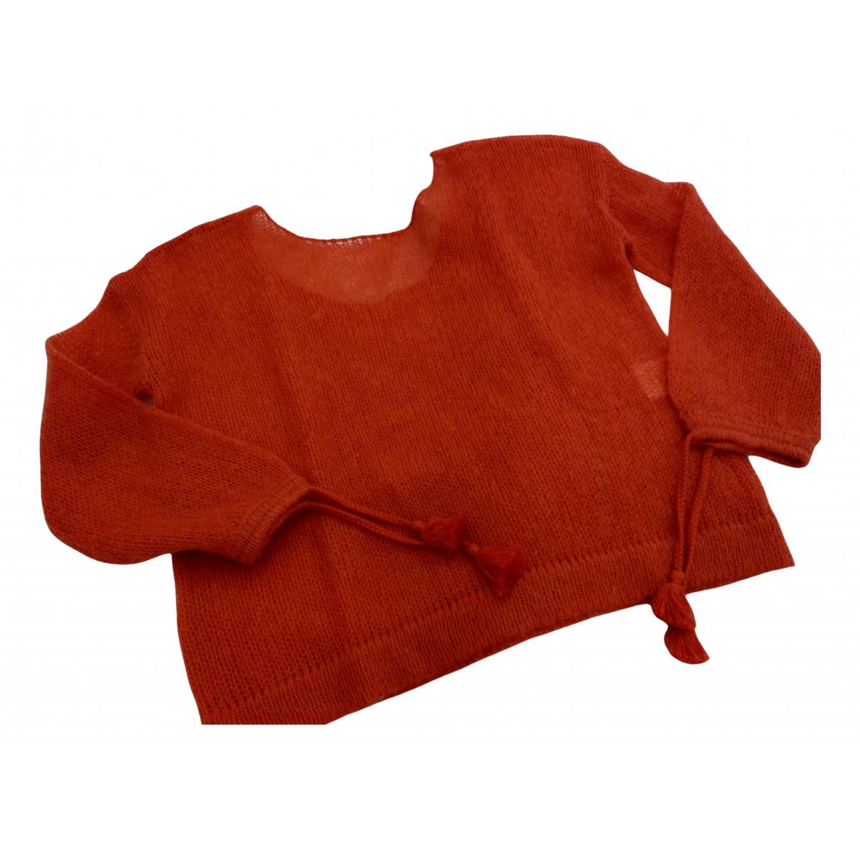 Sézane \N Red Knitwear for Women S International