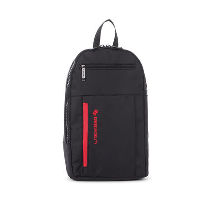 Swiss Mobility® STRIDE RFID Sling Shoulder Bag, for Laptop up to 15.6