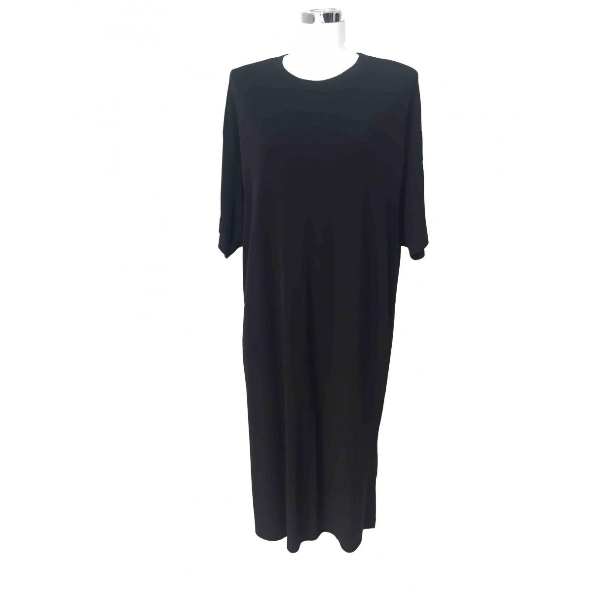 Maison Martin Margiela \N Black dress for Women 40 IT