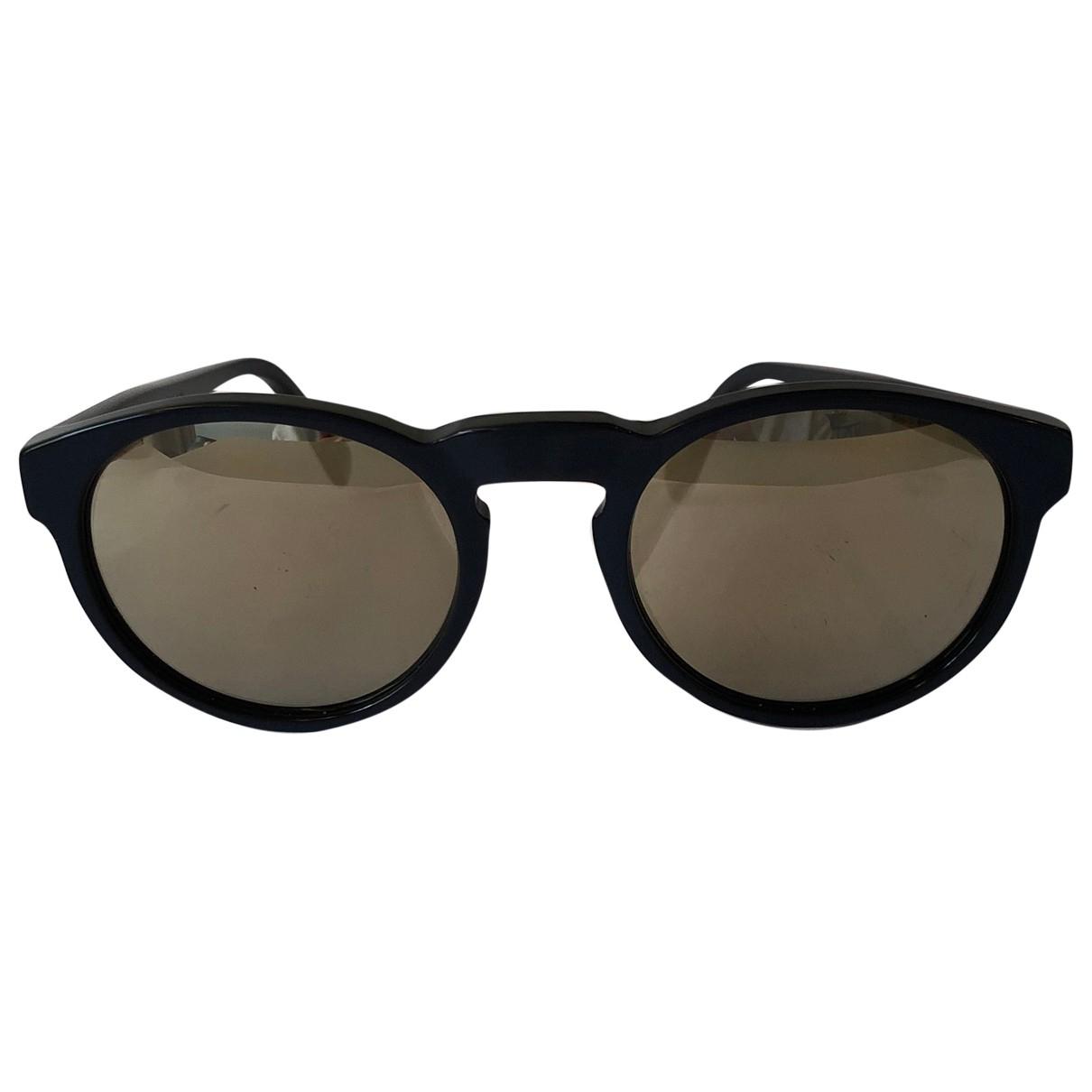 Retrosuperfuture \N Sonnenbrillen in  Blau Kunststoff