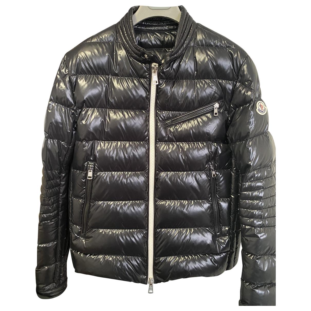 Moncler \N Black jacket  for Men 3 0 - 6