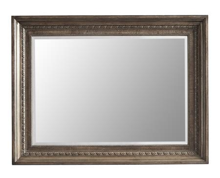 231122-2812 Vintage Salvage  Nichols Mirror in