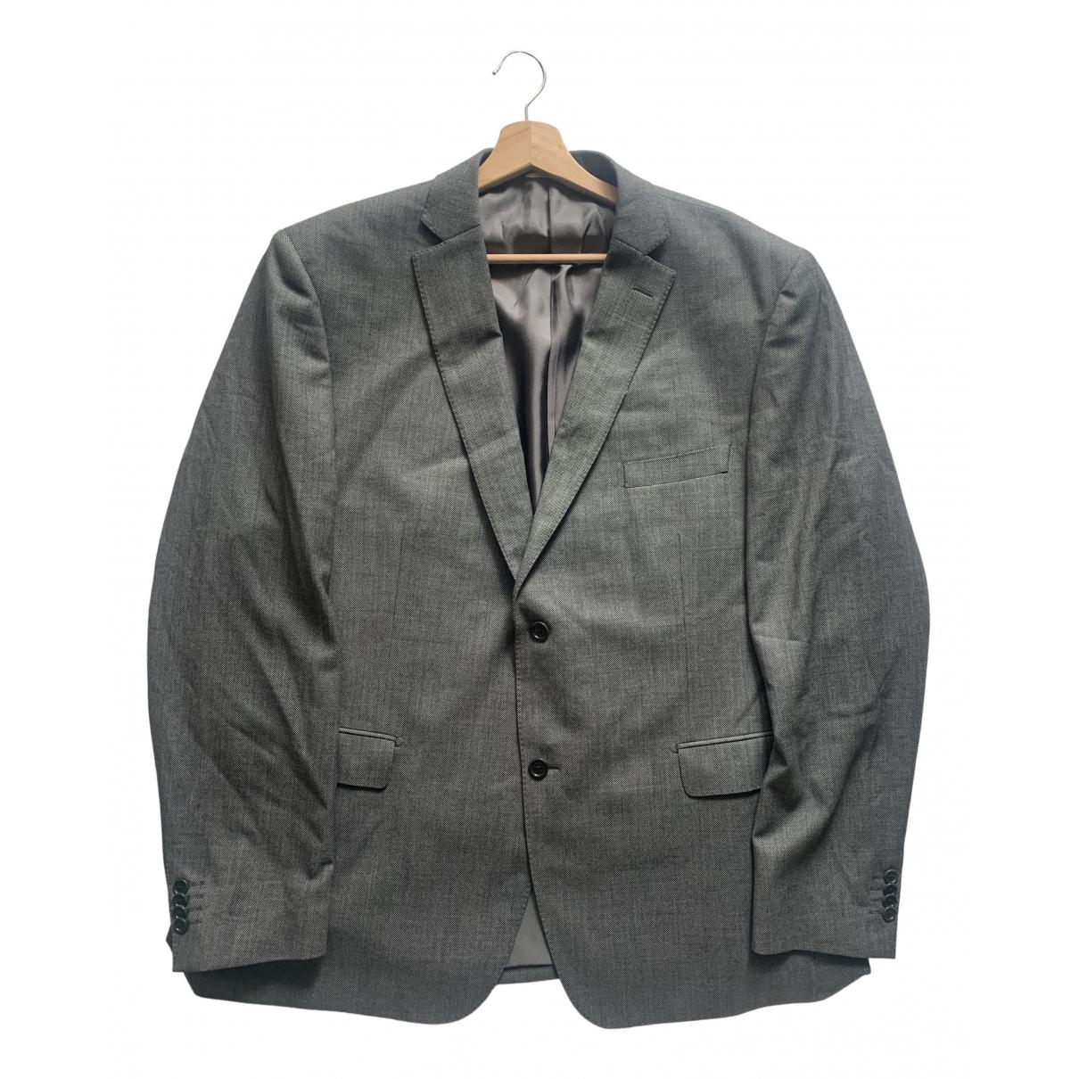 Balmain - Vestes.Blousons   pour homme en laine - gris