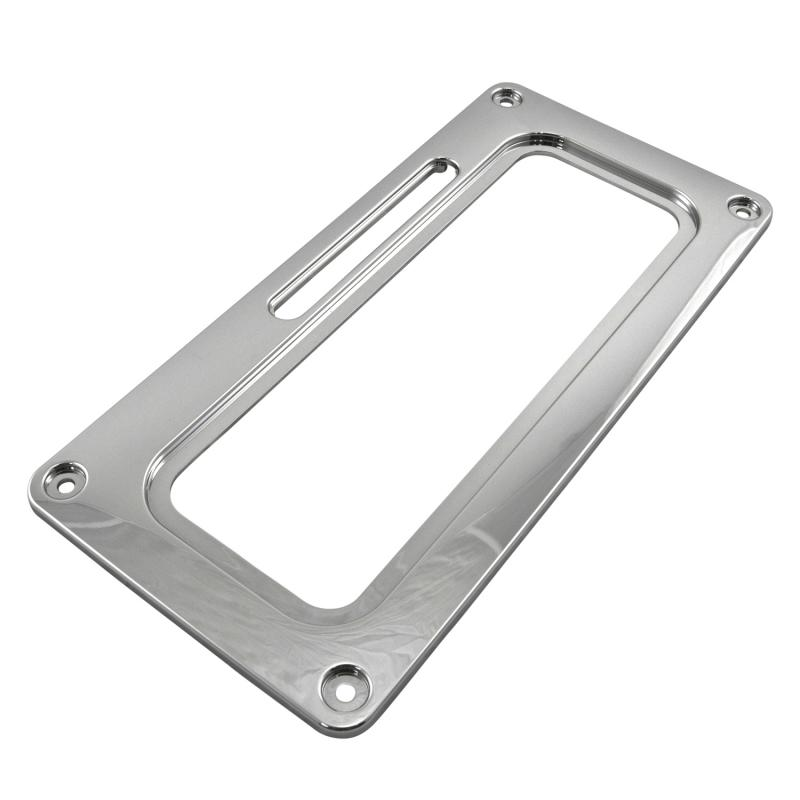 B&M Cover Plate for Truck Megashifter, Megashifter and Sportshifter