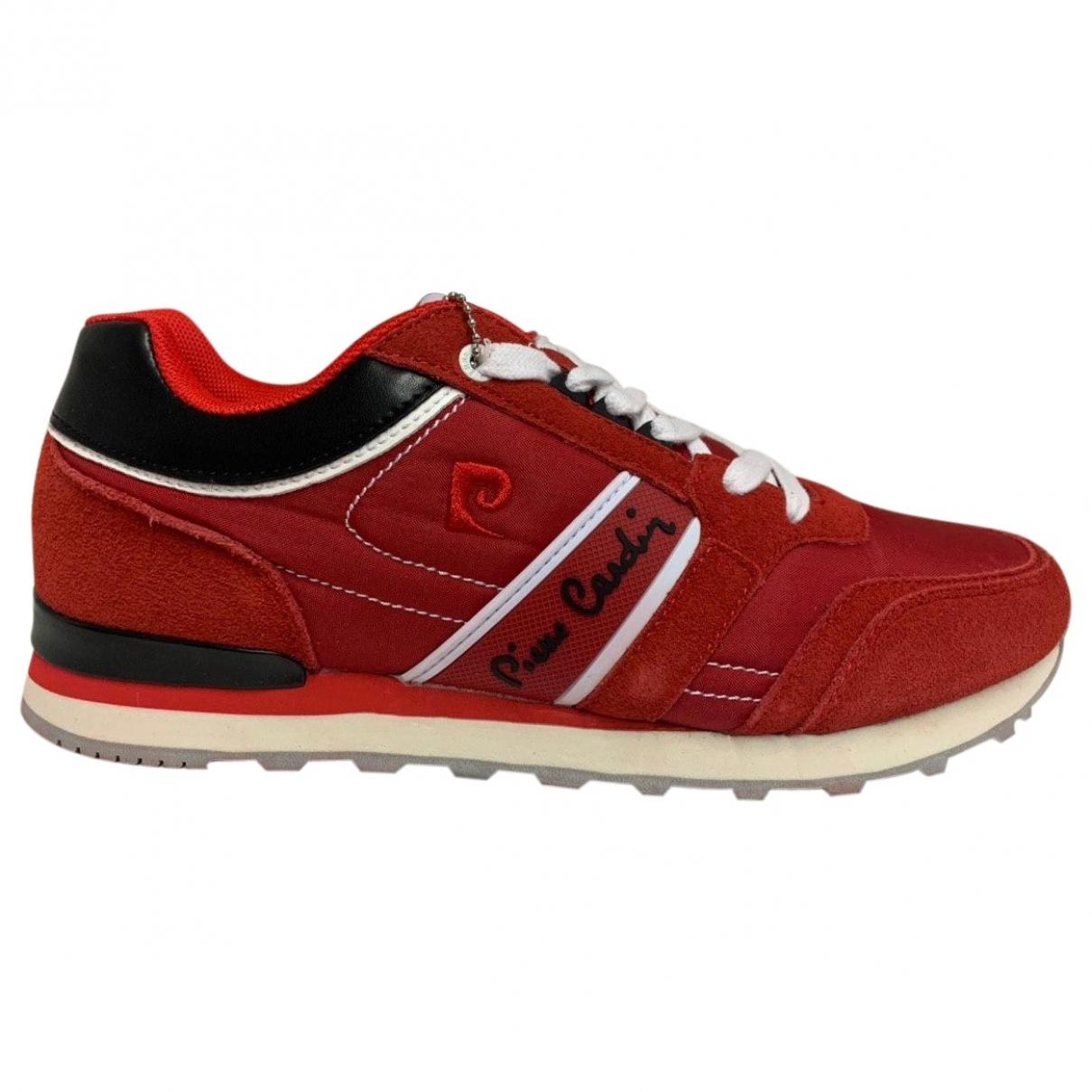 Pierre Cardin \N Sneakers Rot
