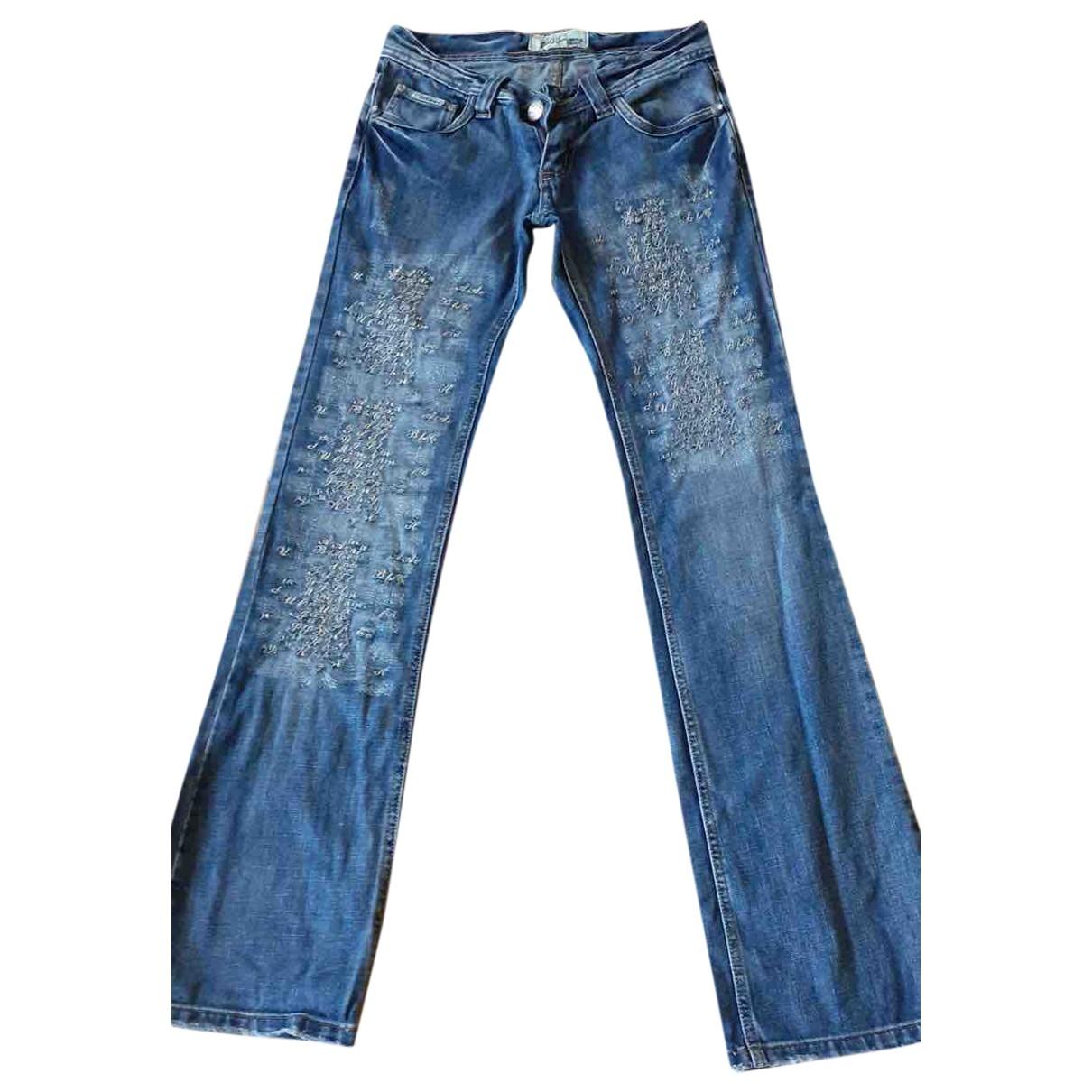 Pantalon pitillo D&g