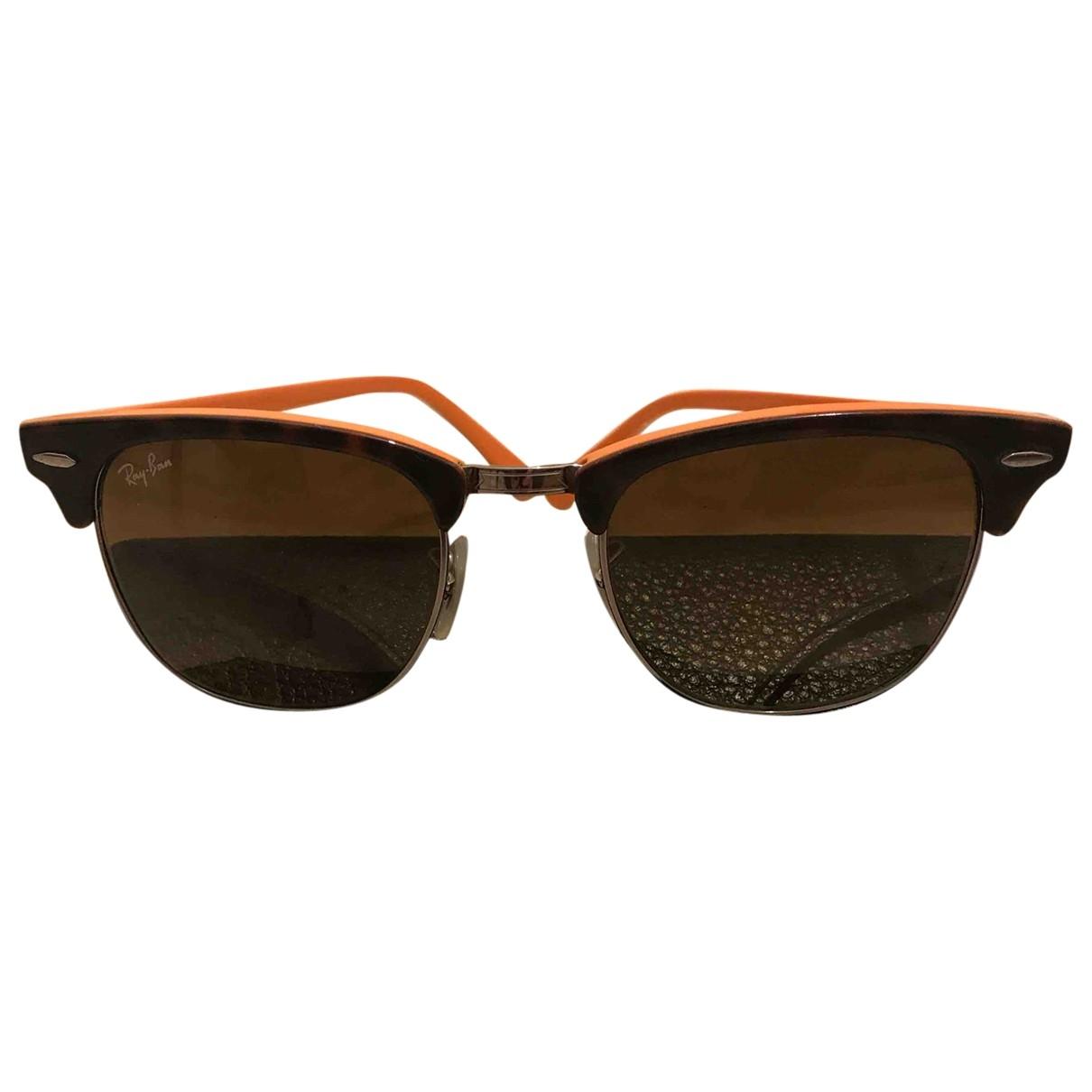 Ray-ban \N Sonnenbrillen Braun