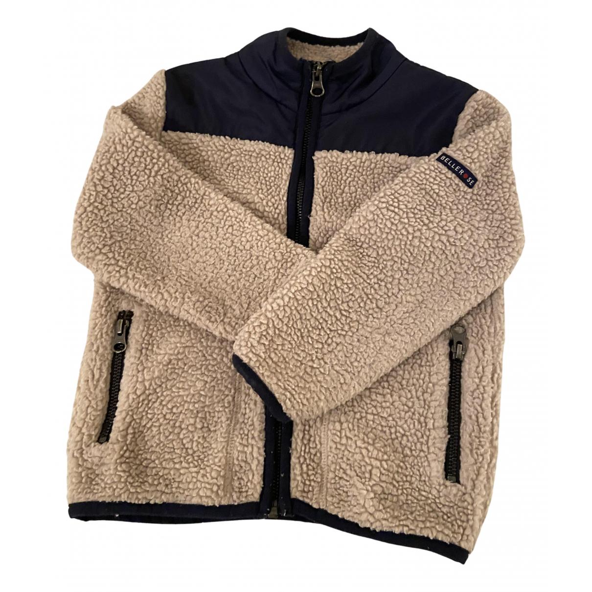 Bellerose - Blousons.Manteaux   pour enfant - beige
