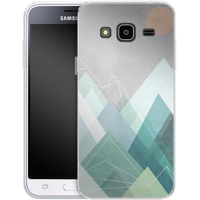 Samsung Galaxy J3 (2016) Silikon Handyhuelle - Graphic 107 X von Mareike Bohmer