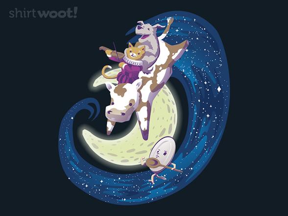 Moon Jumping T Shirt