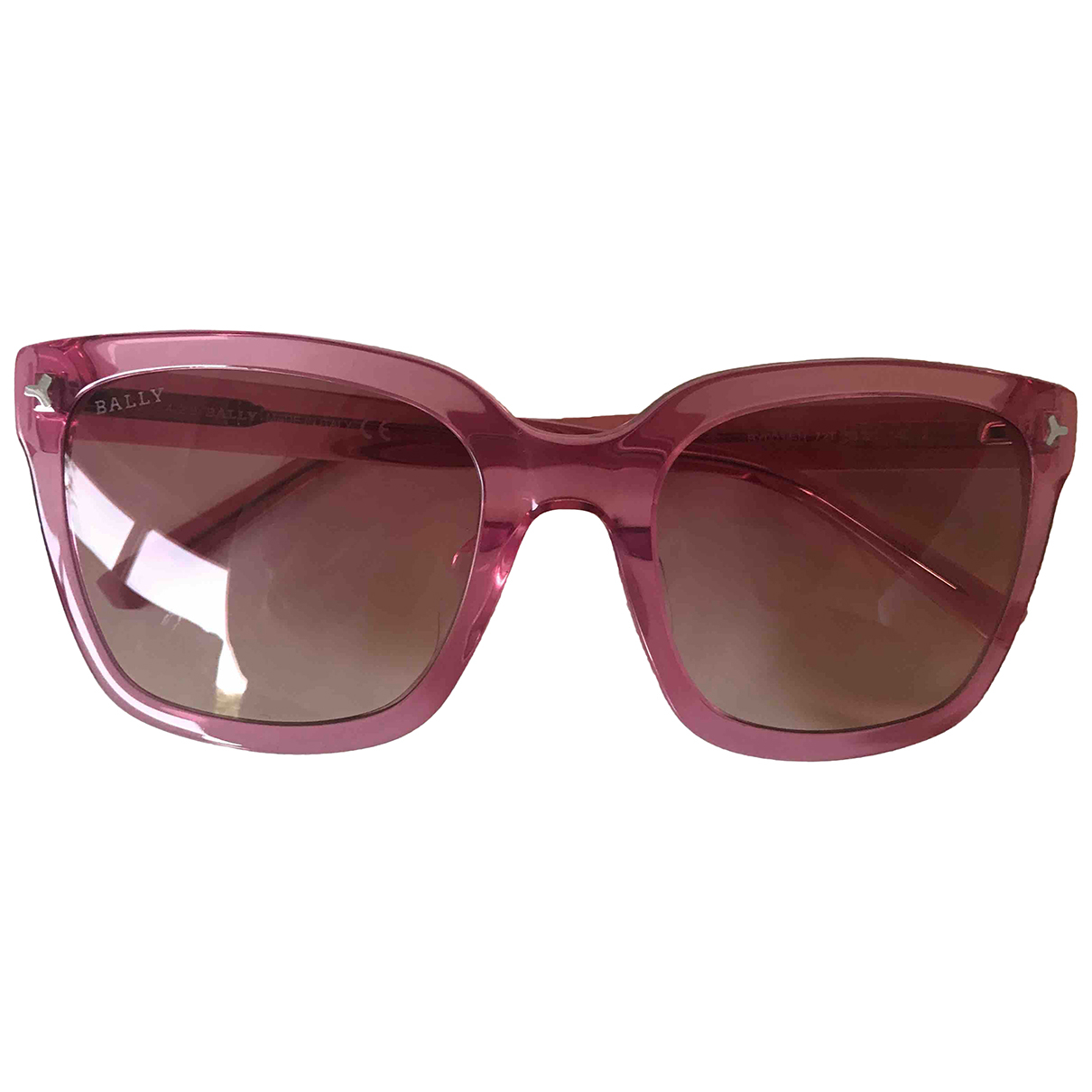 Bally - Lunettes   pour femme - rose