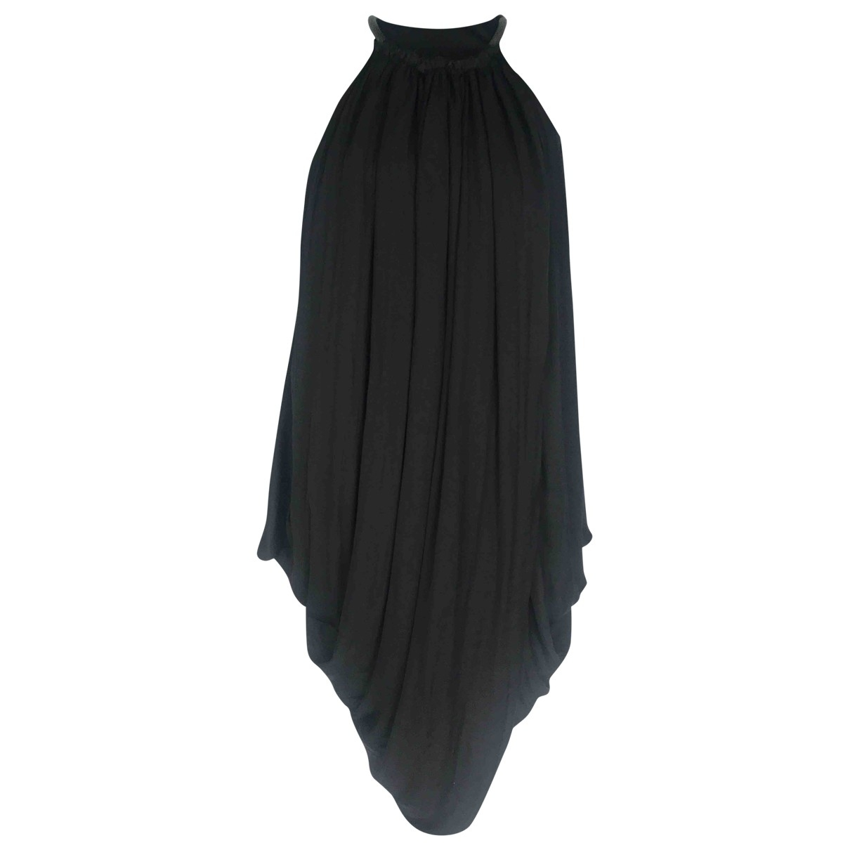 Lanvin \N Black dress for Women 38 FR