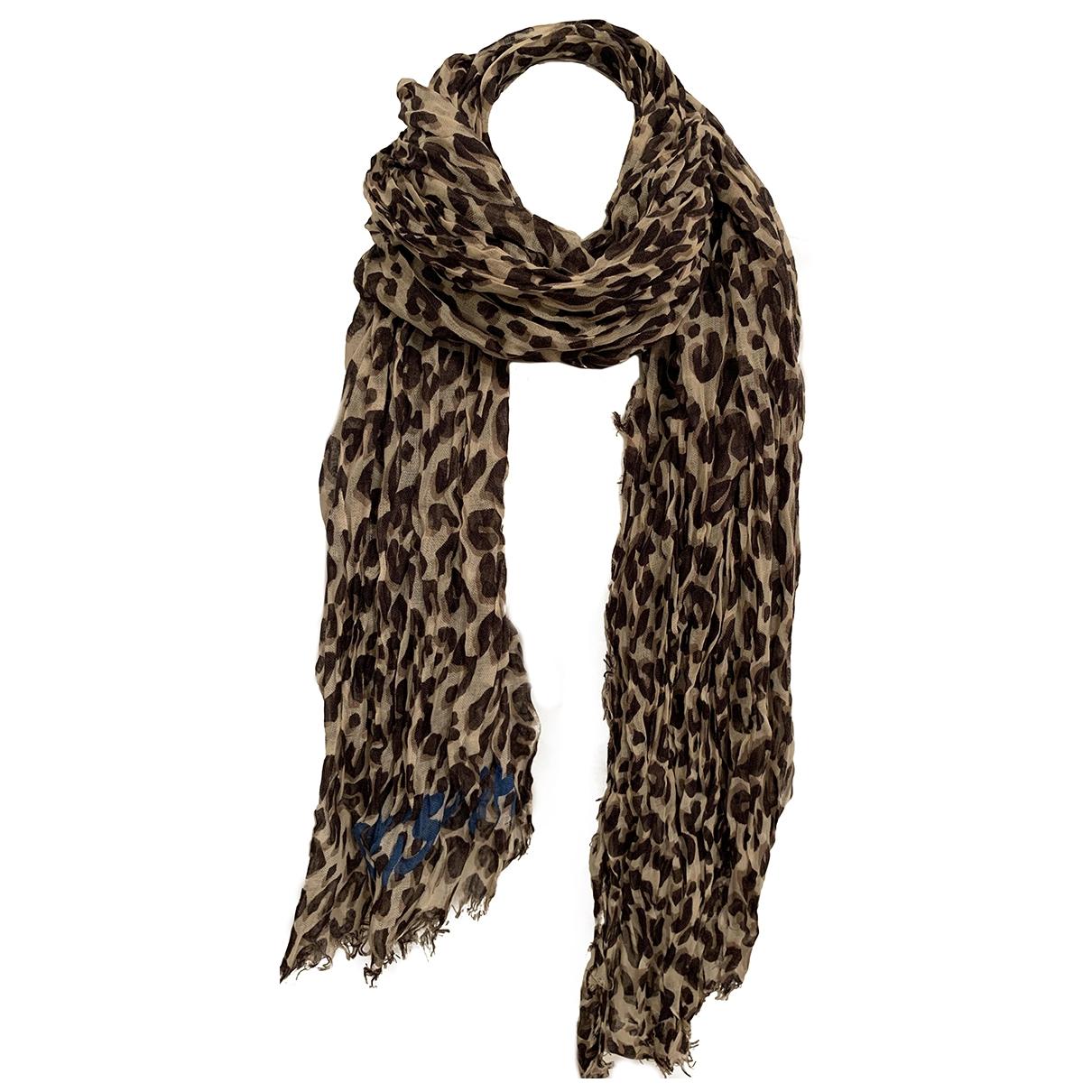 Louis Vuitton \N Grey Cashmere scarf for Women \N