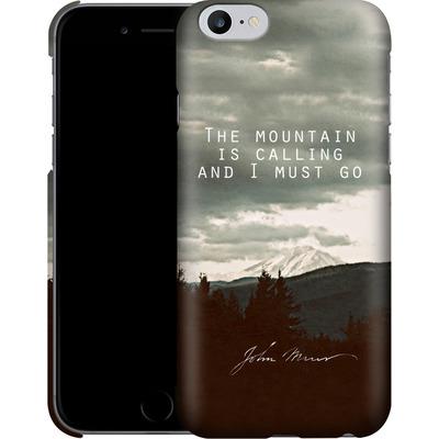 Apple iPhone 6 Plus Smartphone Huelle - The Mountain Is Calling von Leah Flores