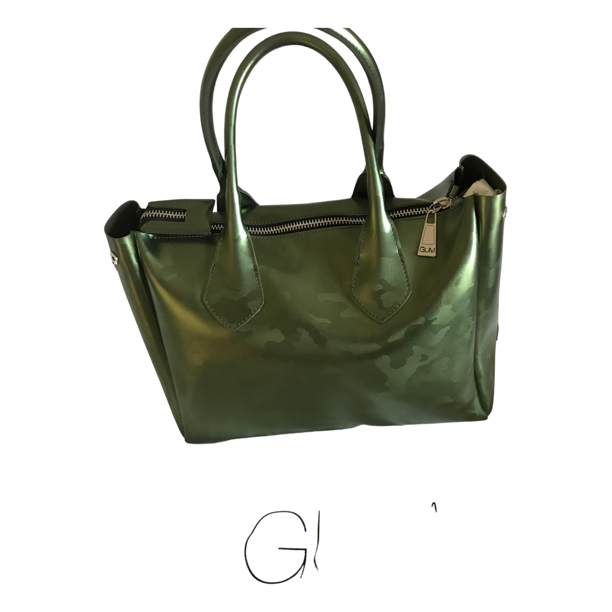 Gianni Chiarini \N Handtasche in  Gruen Polyester
