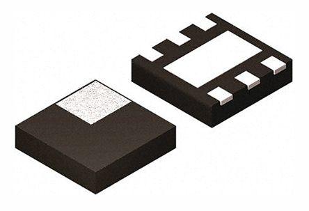 Semtech ECLAMP2522P.TCT, Quad-Element Bi-Directional EMI Filter & ESD Protector, 6-Pin SLP EP (5)