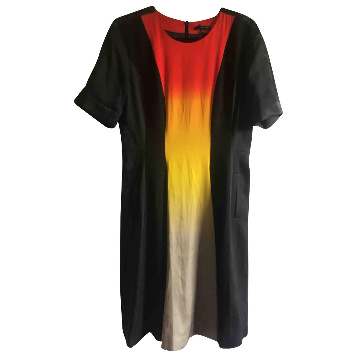 Jonathan Saunders \N Multicolour Silk dress for Women 42 FR