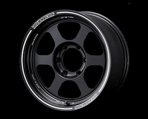 Volk Racing WVDTO20KBC TE37XT Wheel 17x8 6x139.7 20mm Blast Black
