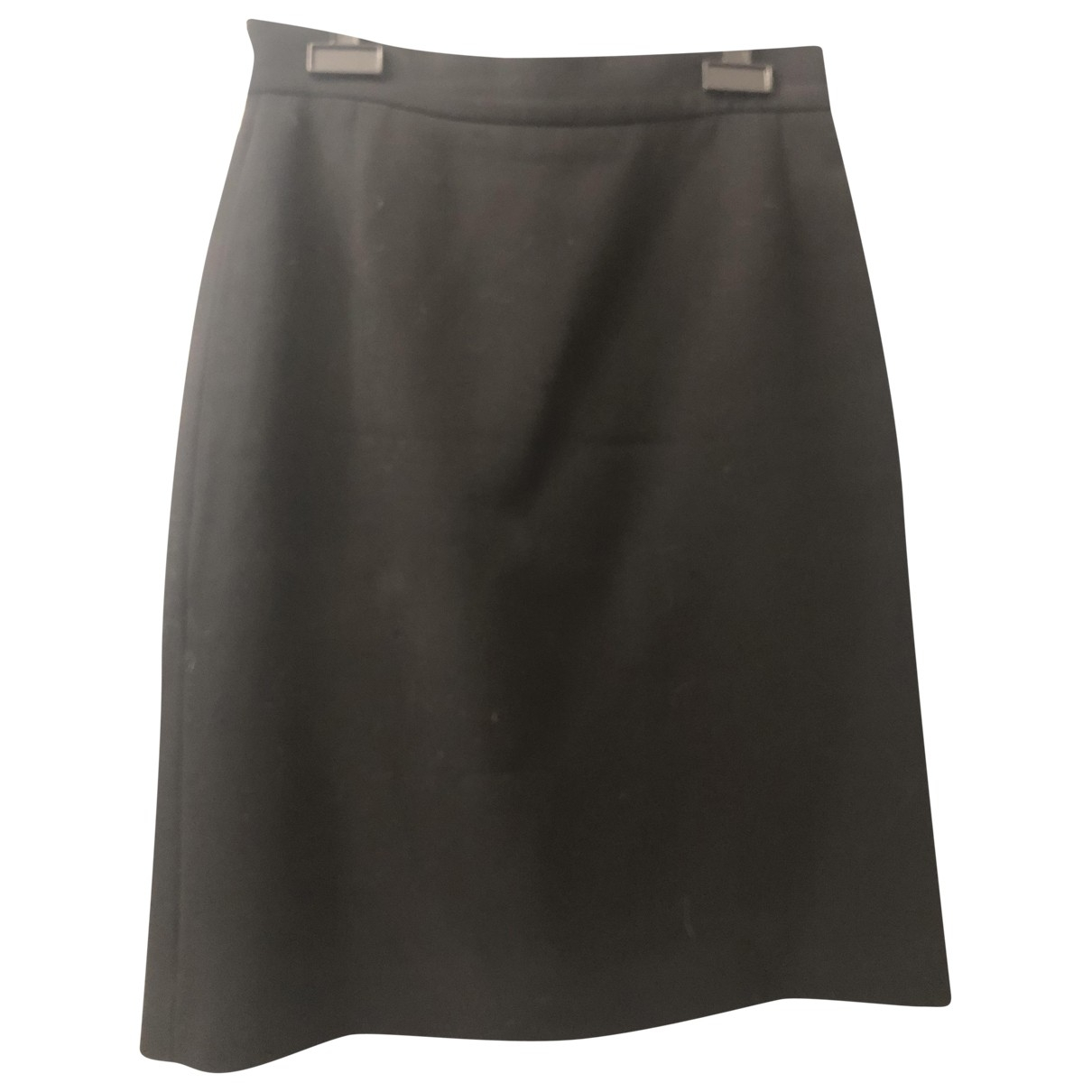 Dolce & Gabbana \N Black Wool skirt for Women 36 FR