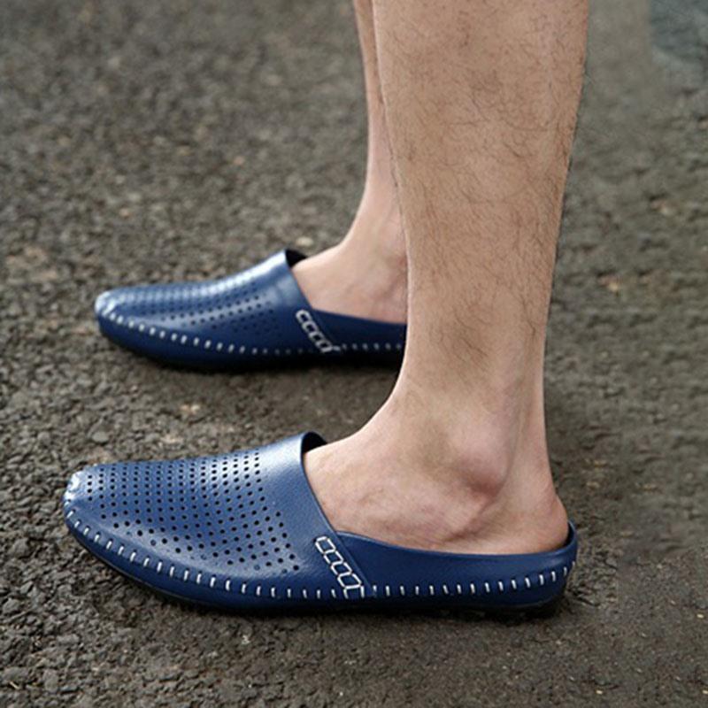 Ericdress Plain Flat Heel Slip-On PU Thin Shoes
