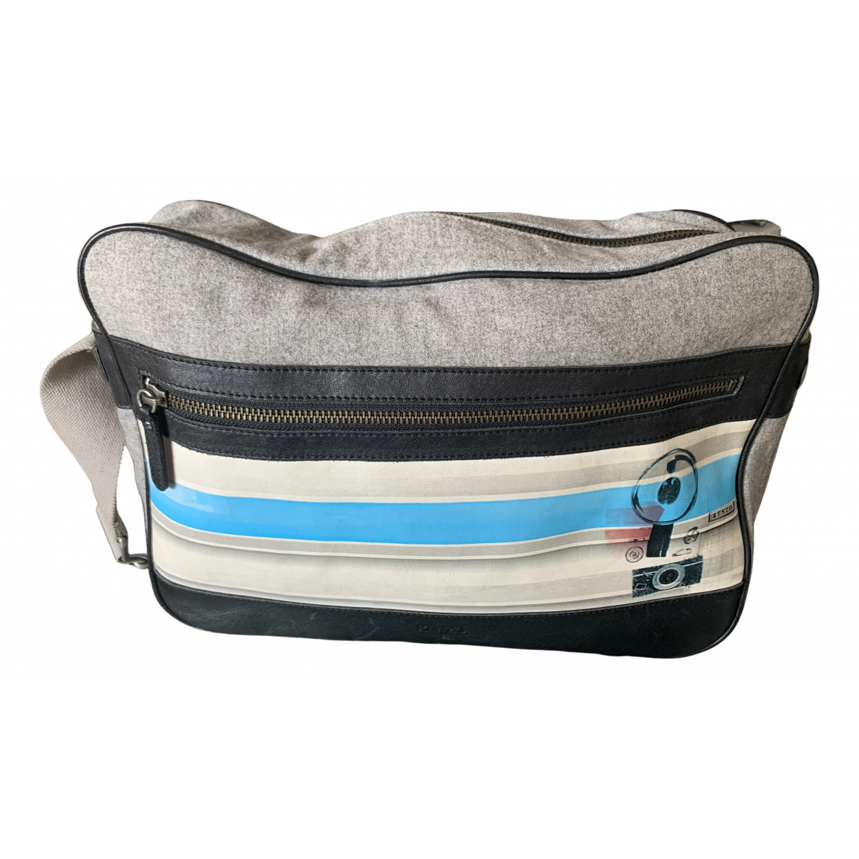 Kenzo \N Grey bag for Men \N