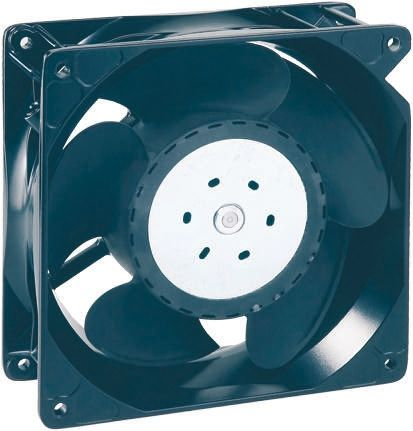 ebm-papst , 24 V dc, DC Axial Fan, 140 x 140 x 51mm, 490m³/h, 67W