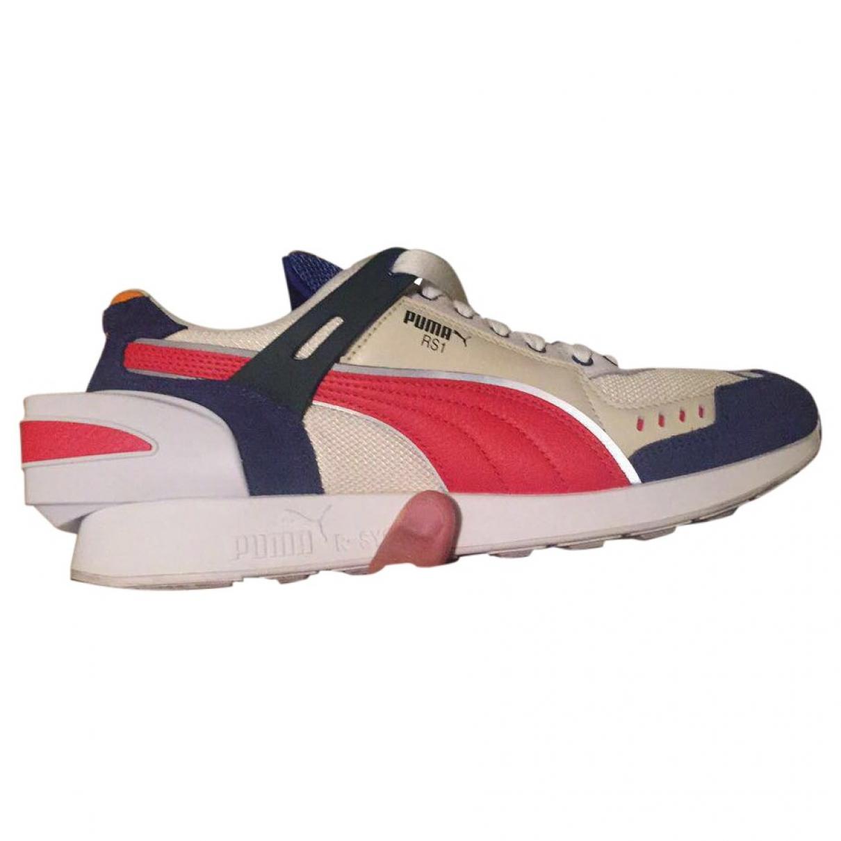 Puma - Baskets   pour homme - multicolore