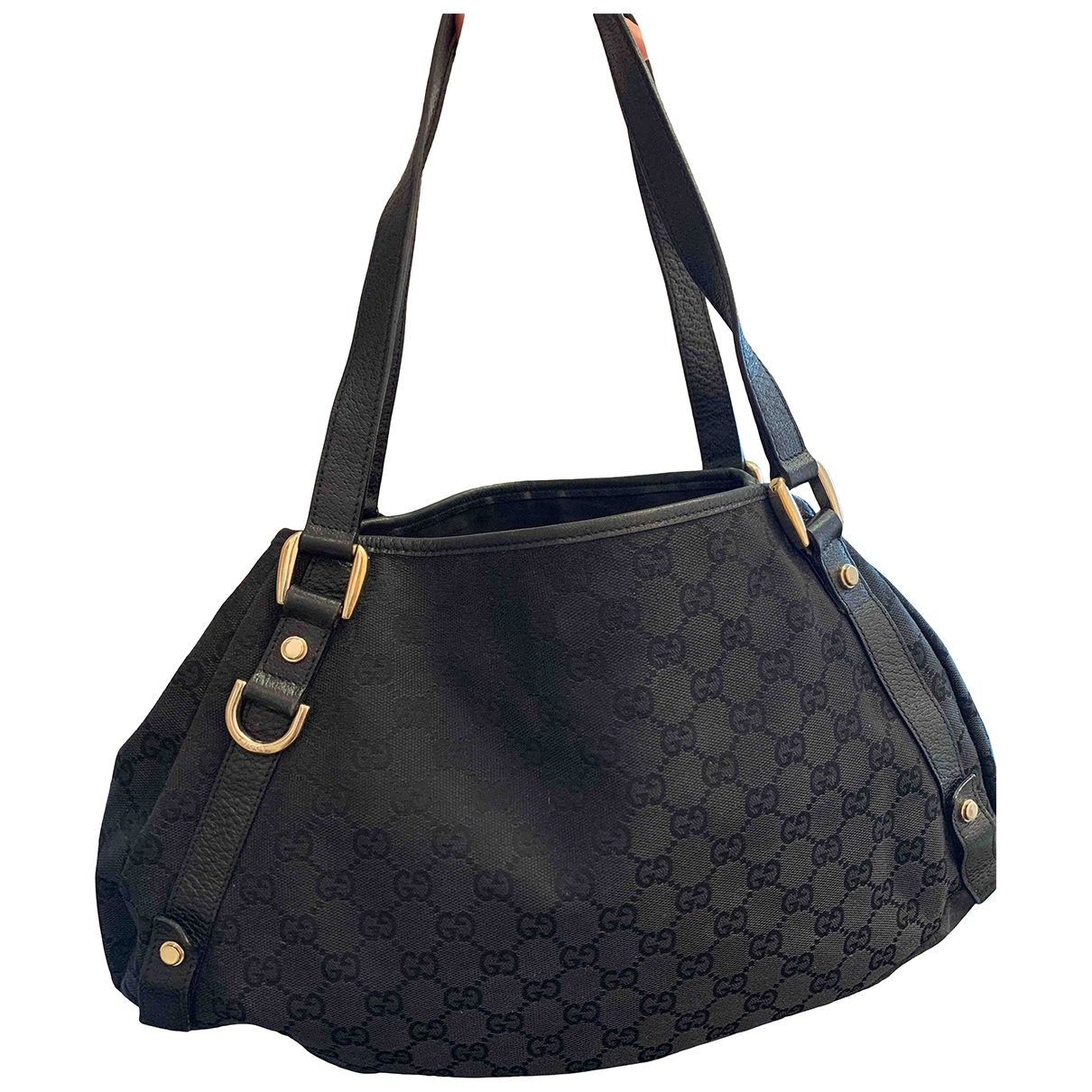 Gucci Sukey Black Cloth handbag for Women \N