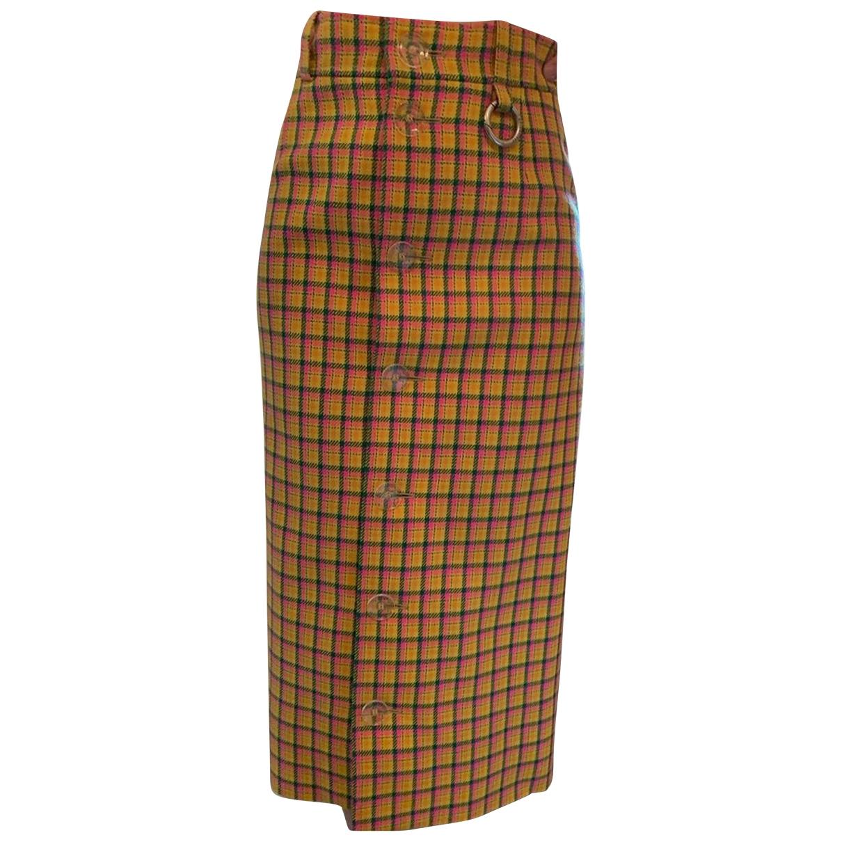 Balenciaga - Jupe   pour femme en laine
