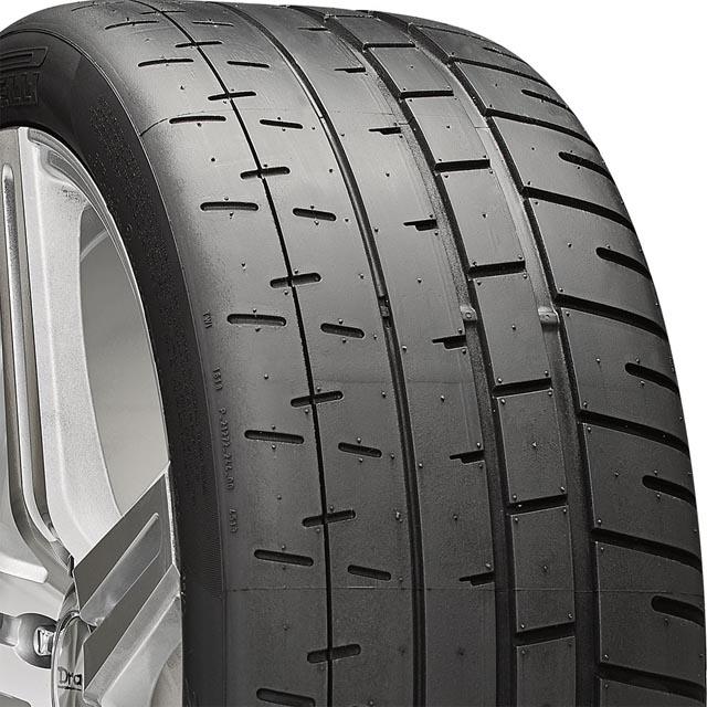 Pirelli 2915100 P Zero Trofeo R Tire 295/30 R19 100YxL BSW