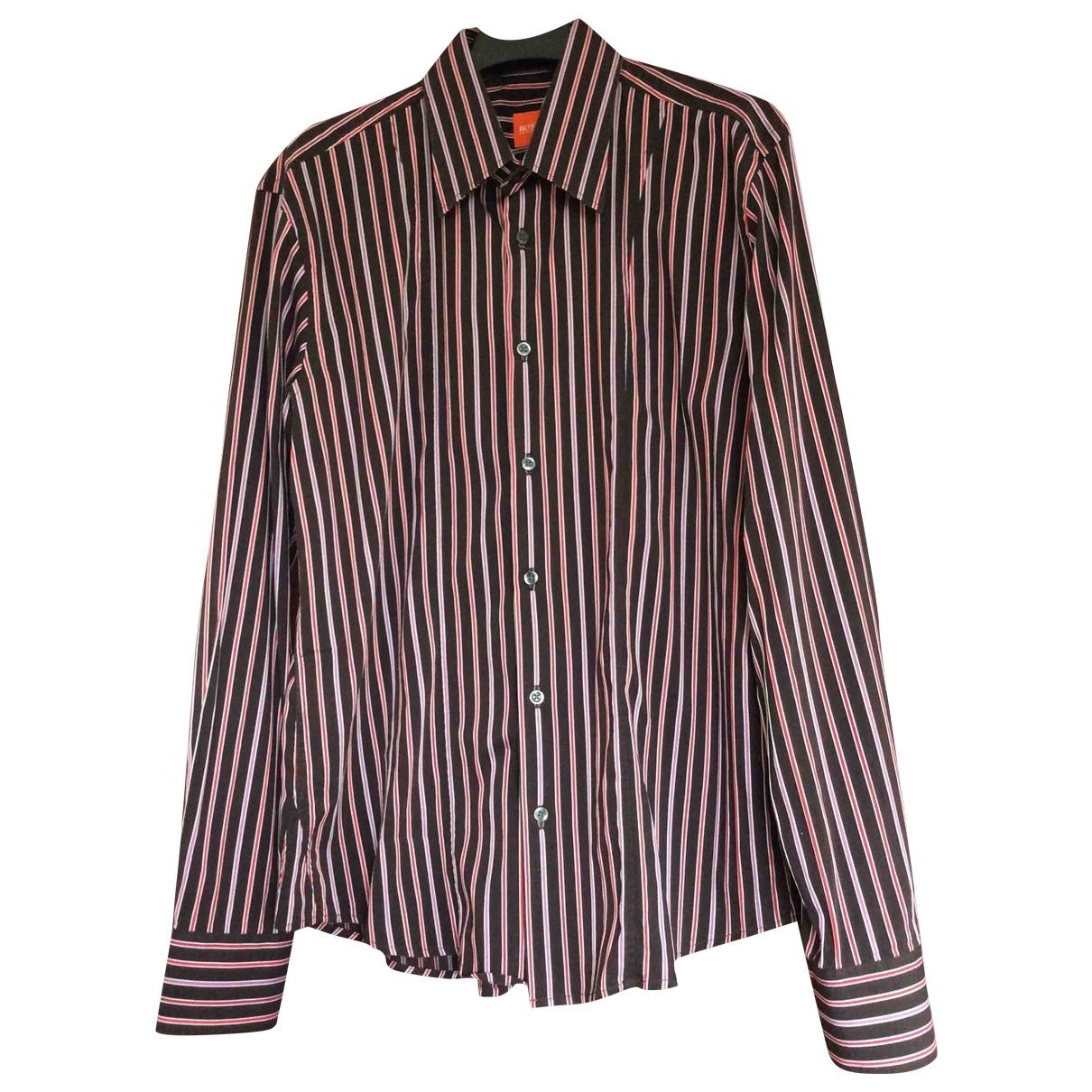 Hugo Boss \N Cotton Shirts for Men XL International