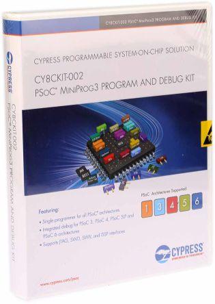 Cypress Semiconductor PSoC MiniProg3 Programmer & Debug Kit