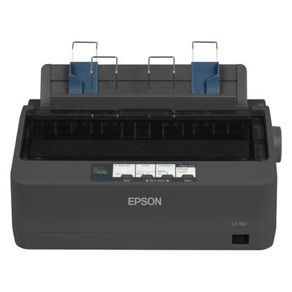 Epson LX-350 Single-Function Monochrome Impact Dot Matrix Printer (C11CC24001)
