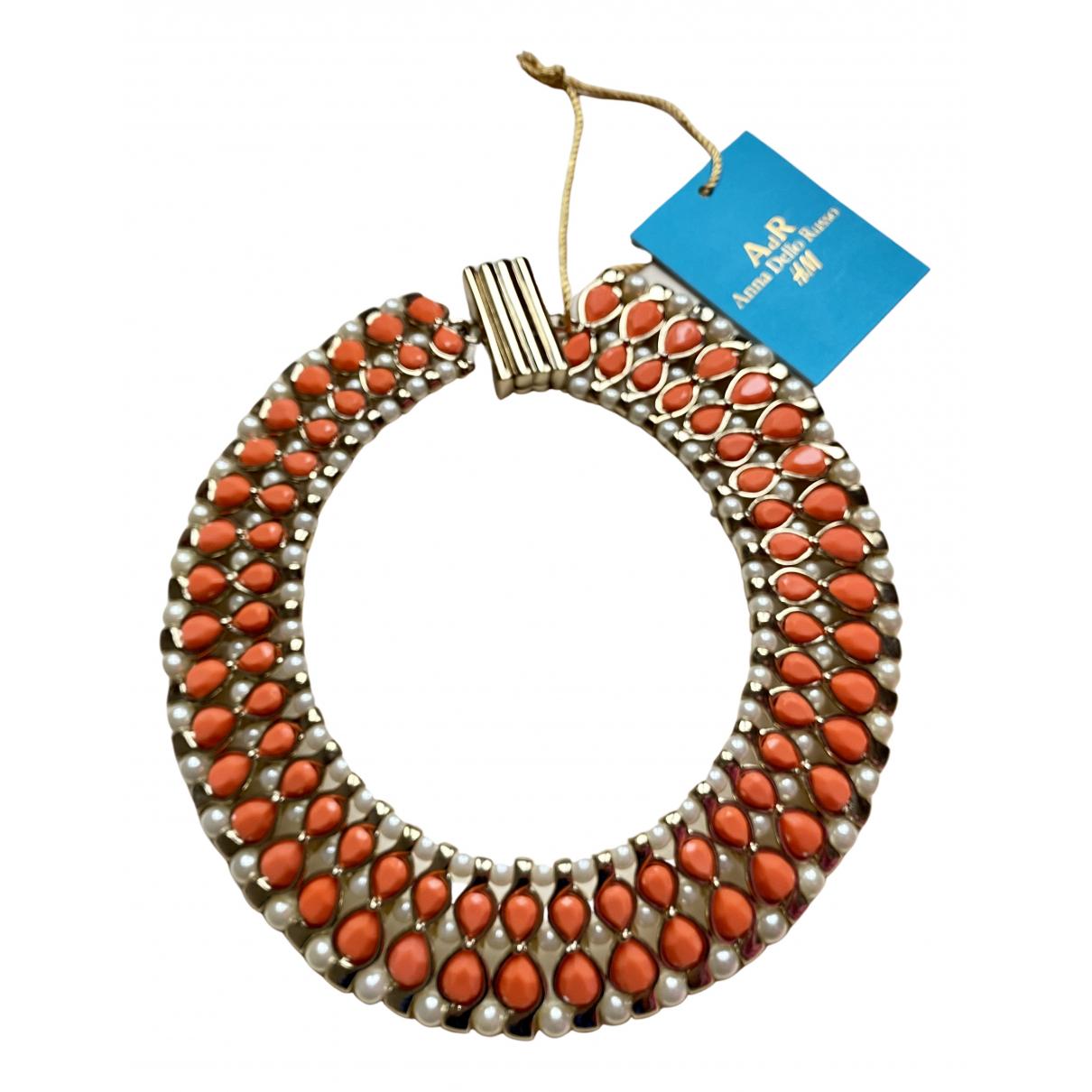Collar de Perlas Anna Dello Russo Pour H&m