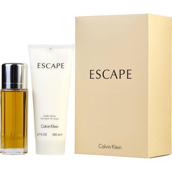 Escape Pour Femme - Calvin Klein Estuche regalo 100 ML