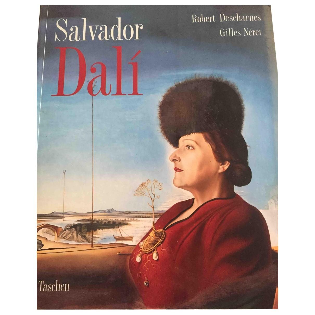 Salvador Dali \N Kunst in  Bunt Baumwolle