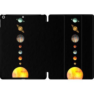 Apple iPad 9.7 (2017) Tablet Smart Case - Solar System von Terry Fan